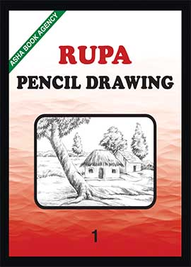 Rupa Pencil Drawing Book - 1