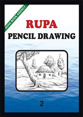 Rupa Pencil Drawing Book - 2