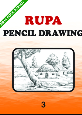 Rupa Pencil Drawing Book - 3