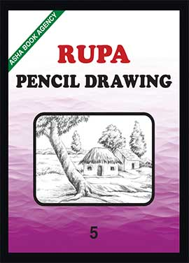 Rupa Pencil Drawing Book - 5